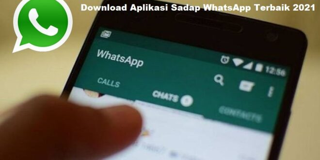 Download Aplikasi Sadap Whatsapp
